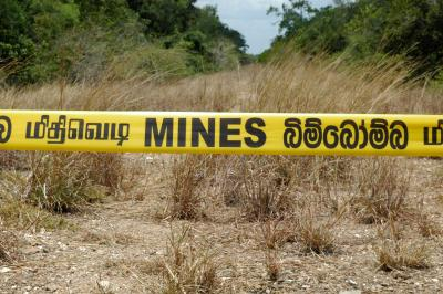 Demining Action